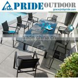 Classic Restaurant Cast Iron Sets Outdoor Furniture Dining Room Terrace Dinning Garden Hotel Kitchen Table And Chairs