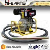 HRV38 170F diesel engine construction equipment Concrete vibrator construction machinery                                                                         Quality Choice