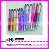 hot sell dewen crystal bling stylus pen
