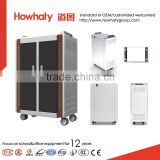 charging cabinet for tablet ipad with 8S safe protect system