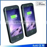 rechargeable mfi 4000 mah for iphone 6 plus for iphone 6s plus battery case with factory price