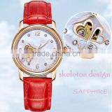 Classic design fashion laser therapy brand woman watches