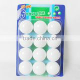Sales promotion cheap table tennis ball