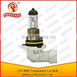 Prosense 12V 9006(HB4) Auto Halogen Fog Bulb for Honda CIVIC Accessories (Black top white base)