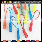 Custom Logo PVC cord zipper puller with logo                                                                         Quality Choice