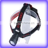 High Quality Plastic Headlamp high power LED headlamp