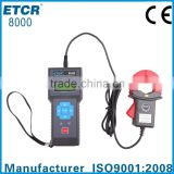 ETCR8000 Single Channel Leakage Monitoring Recorder electrical instrument