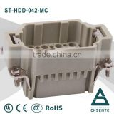 industrial multipole connector 32 pin Heavy Duty pin Connector for automotive female connector terminal                                                                                                         Supplier's Choice