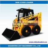hot sale China skid steer loader for sale JC45 Hydraulic brake Imported hydraulic system