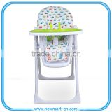 EN14988 Approved kids high chair for baby feeding Kids folding chair