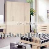 melamine board cream bedroom furniture sets for adults