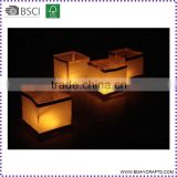 Hot Sale Square Biodegradable Paper Floating Water Lanterns For Wishing                                                                         Quality Choice