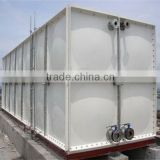 GRP FRP SMC water storage tanks, assembled panels water tanks for agriculture/farm/household/factory