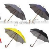 High quality windproof auto open straight Golf umbrella and ODM for Promotional and Branded Golf Umbrellas