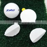 Custom Printed Plastic Golf practice Ball supply