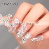 Mix Shape Color 3D DIY Nail Art Diamante Nail Tools Decorations Glitter Rhinestones for Nail Jewelry Tips