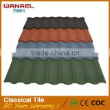 Best Building Materials Classical Wanael Glazed Imitation Photovoltaic Roof Tiles