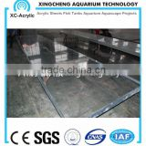acrylic glass panel swimming pool