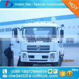 Easy operation dongfeng 18-20m3 bulk feed truck, 4x2 bulk feed delivery truck