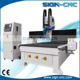 wood cnc router machinery/ atc cnc router for woodworking/ wood door making cnc router cutting