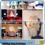 RK 2014 wedding artificial petal curtain wedding wall curtains wedding backdrop curtains