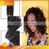 Fashional Alibaba Deep Wave Brazilian Hair with Tangle and Shedding Free