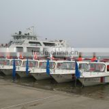 6m frp high speed military patrol boat for sale