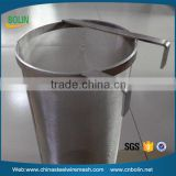 Alibaba China 300 micron 400 micron stainless steel hop spider/ beer home brewing hop filter