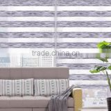 Day and Night Zebra Roller blinds / Zebra Roller Shades / Zebra for indoor window                                                                         Quality Choice