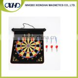 "2016 Newest 8"" Roll-up Custom Magnetic Sport Dart Board                                                                         Quality Choice"