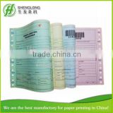 (PHOTO)FREE SAMPLE, 4-ply,color paper,barcode,consignment note