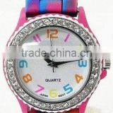 beard dress gift bonjour watch winner colorful geneva watch Camouflage