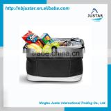 Picnic Basket Use,Wholesale Stylish Foldable Food Storage Fabric-lined Wicker Picnic Basket with Cooler Insulation Effect                                                                         Quality Choice