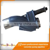 Putzmeister concrete pump S valve assembly, concrete pump S tube, concrete pump spare parts