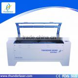 dongguan Multifunction water cooling 1610 co2 cnc dual laser head laser cutting engraving for sale