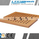 thermal insulation ceiling tiles acoustic perforated gypsum board sound absorbing material