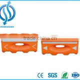 Yellow Plastic Barriers for Sale Road Barrier Water Filled Weights