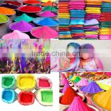 Holi Festivals Celebrations Occasions powder Gulal Rangoli Colors non-explosive Color Run Powder