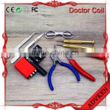 doctor coil for vape bag include 8 type tools with Large space for vapor made by advken 100% authentic