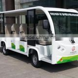 high quality city electric sightseeing bus 14 Persons from chinese factory for sale