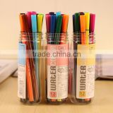 Bona yiwu water Color Brush Marker Pens for School