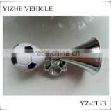 Football custom Bicycle Bell Air Horn/Lovely bulb bike horn