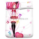 New Nishikino Maki - Love Live Japanese Anime Bed Sheet with Pillow Covers Blanket 5