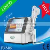 Anti-wrinkle Ultra Age Hifu High Expression Lines Removal Intensity Focused Ultrasound HIFU Machine 4MHZ