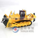 1/43 T-40 die cast bulldozer model toy,replica mini dozer model,metal toy bulldozer manufacturer