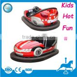 Funfair fiberglass bumper car ride !!! amusement park indoor / outdoor ride kids bumper car for sale