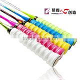 Fangcan customized badminton / tennis/ Squash rackets grips, various of colors, ordinary keel overgrips