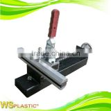 manual clamp for mesh stretching machines