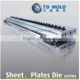 PP PE PS Foam Sheet Die Extrusion Flat Die