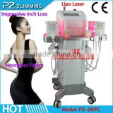 Dual Wavelength 650nm 940nm laser diode slimming machine Lipo Laser Equipment for Beauty Salons hot in America and Euro